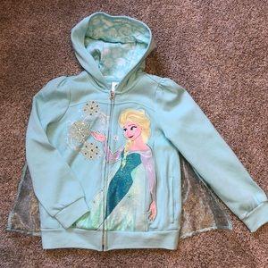 Kids Disney Elsa Hoodie
